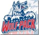Hartford Wolf Pack Logo